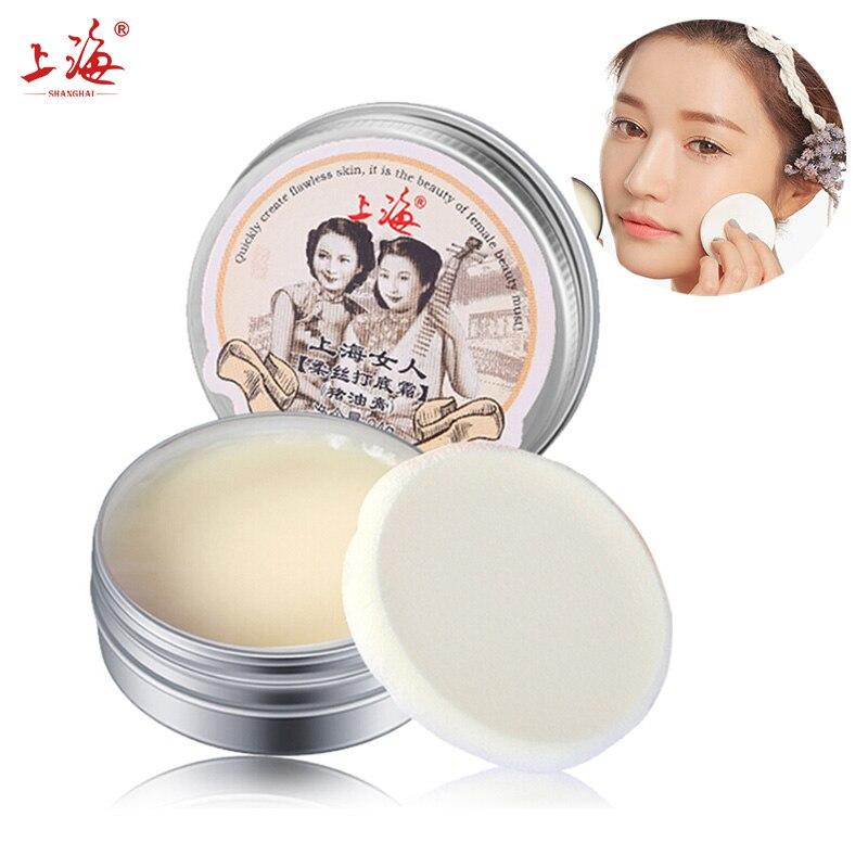 SHANGHAI Makeup Primer Face Concealer Cosmetic Foundation Pre Base whitening Waterproof Oil-Control Moisturizer Make Up Primer