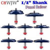 1PC 1 2 Shank Raised Panel Router Bit Ogee Bead Cove Door Ogee Door Wood Cutting