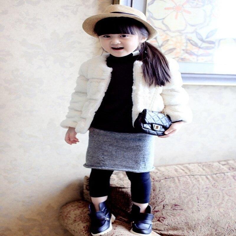 2019 бренд дівчаток зимових теплий - Дитячий одяг - фото 2