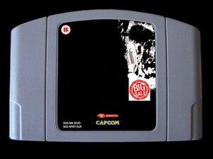 64-битная игра * RE2 (PAL, европейская версия!)