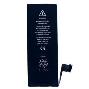 Suqy 0 cykl akumulator do telefonu bateria do apple IPhone 5S iPhone5s 5gs bateria modele baterii tanie i dobre opinie 1301 mAh-1800 mAh Kompatybilny ROHS Apple iphone ów for Apple iPhone 5s replacement rechargeable Internal 45C--25C for iPhone 5s