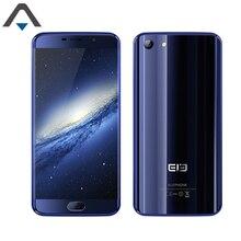 Elephone S7 мобильного телефона Дека core Оперативная память 4 ГБ Встроенная память 64 ГБ 5.5 дюймов отпечатков пальцев 1080 P FHD 3000 мАч Android 6.0 Dual SIM карты Celular
