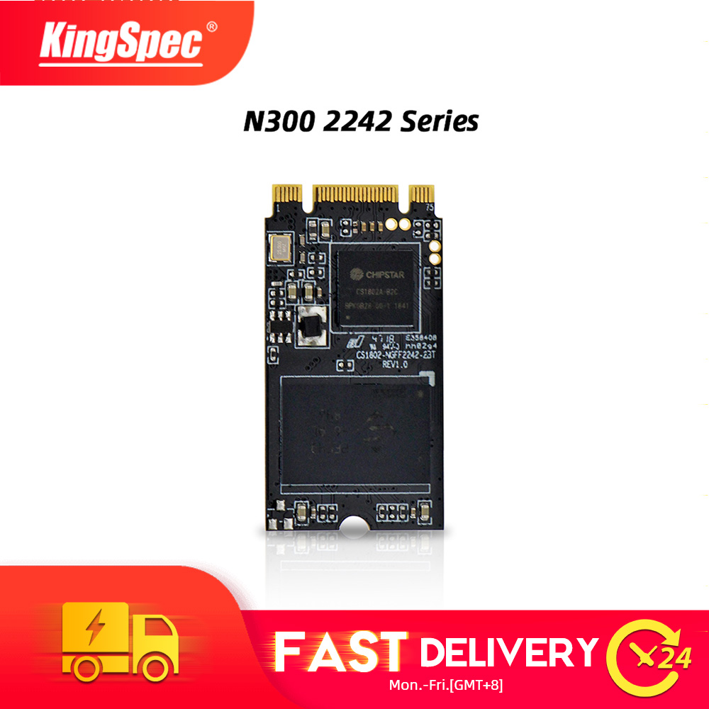 KingSpec m.2 2242 2280 sata <font><b>2tb</b></font> ssd 64gb 128gb 2242mm SSD M2 NGFF 256gb 512gb 1TB <font><b>hdd</b></font> ngff internal ssd for Laptop desktop PC image