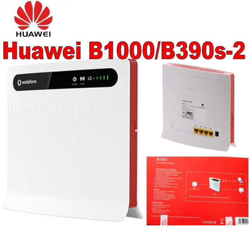 купить Vodafone B1000 LTE FDD 800Mhz Wireless Gateway Router онлайн