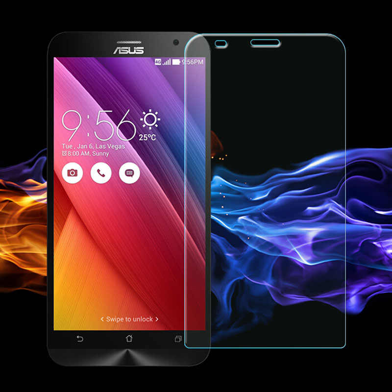 Ultra Thin Tempered Glass Screen Protectors For Asus Zenfone 2 Laser  ZE500KL ZE550KL A450CG Zenfone Max C Go Selfie X008 Film