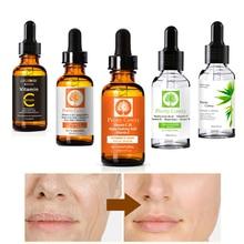 Pretty Cowry Brand Skin Care Vitamin C & E Natural Face Essence Serum Hyaluronic