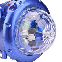 USB Portable Rechargeable Led Camping Lantern Colorful Flashlight Ultra Bright Camping Light Outdoor Stage Hiking Tent LED Lamp