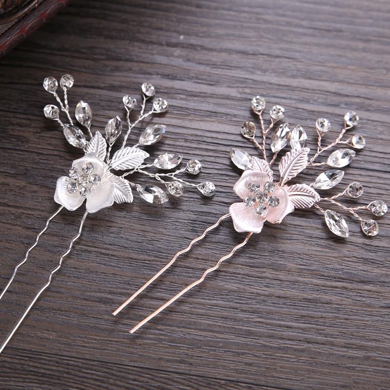 4e4da3829c ᐅ Online Wholesale new hair accessories wedding bridal rhinestone ...