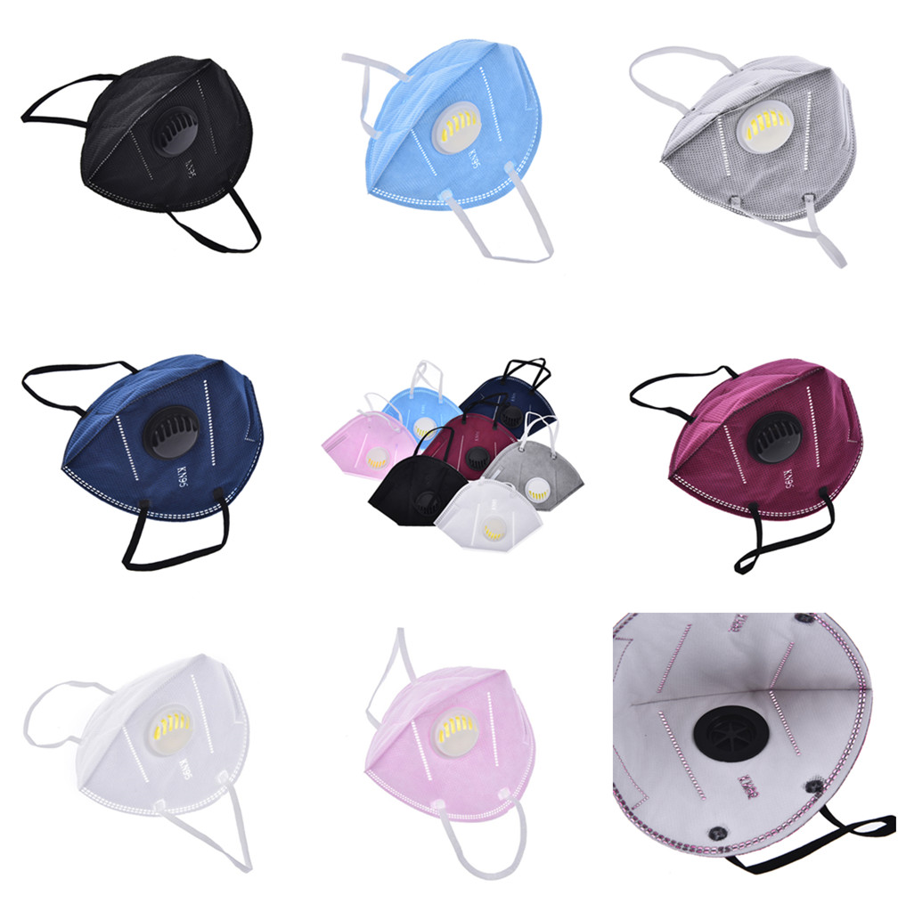 Cotton PM2.5 Anti Haze Mask Breath Anti-dust Mouth Mask Activated Carbon Filter Respirator Mouth-muffle Mask Face