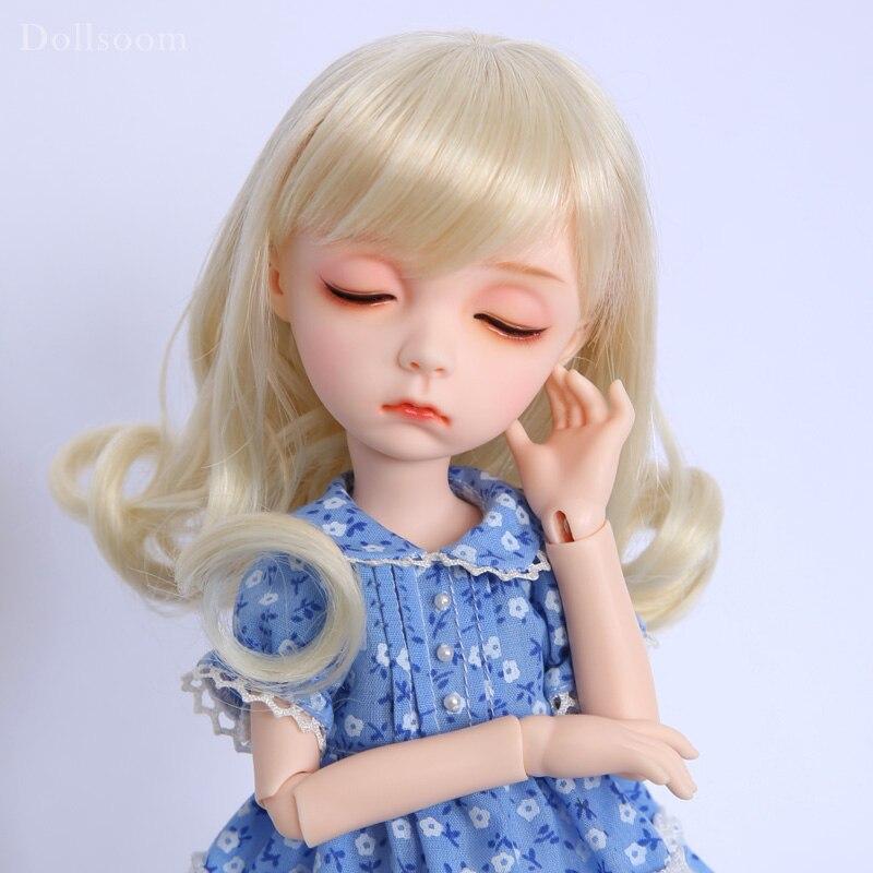 BJD pop OUENEIFS Colette open ogen en slaperige ogen versie imda 3.0 bjd sd pop 1/6 body model meisjes jongens pop winkel-in Poppen van Speelgoed & Hobbies op  Groep 1