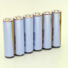6PCS Protected ICR18650-28A 2800mah Rechargeable Li-ion Battery with PCB