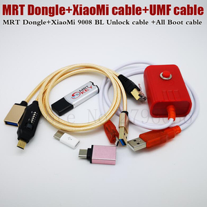 Image 2 - 2020 Newest MRT KEY 2 Dongle + for Xiao Mi EDL cable +UMF ALL Boot cable set (EASY SWITCHING) & Micro USB To Type C Adapt