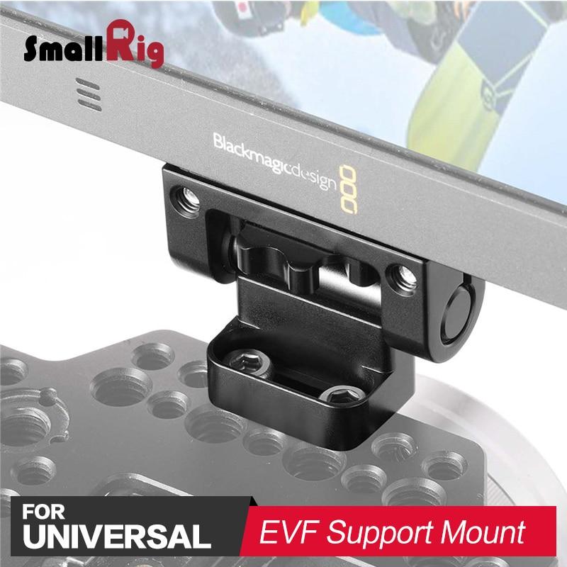 SmallRig DSLR Camera Rig Monitor Holder Mount EVF Mount for SmallRig A6300 / A6000 Camera Cage A7III Camera Cage 1842