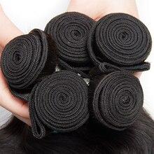 Long Size 26 28 30 40 Inch Bundles 1PC/3PC/4PC Body Wave Bundles Brazilian Remy Human Hair Weave Extensions