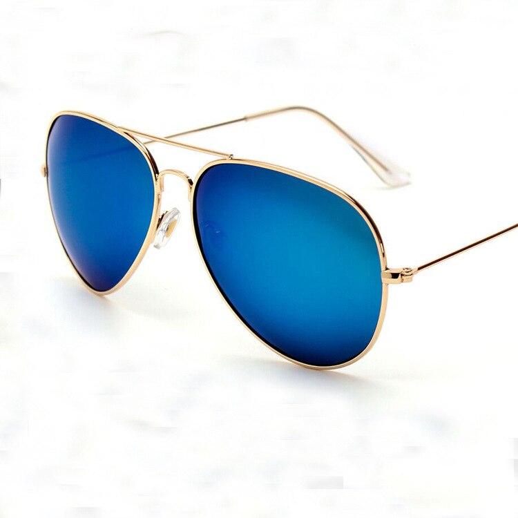 2017 New Top Fashion Aviator pilot The Pilot Male And Female font b Sunglasses b font