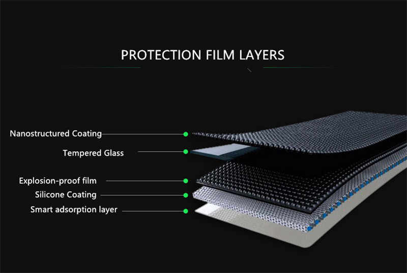 Temperli Cam Için Alcatel 1 1X 1C Ekran Koruyucu koruyucu film Güvenlik Kapak Için Alcatel 3 3X3 V Ultra ince cam