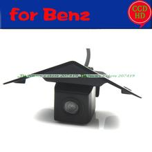 Car Front Logo Embeded font b Camera b font For sony ccd Benz Mercedes SLK350 200