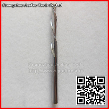 CNC Flute 3.175*17 Xuống