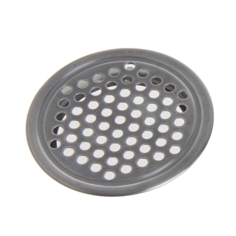 Шкаф для шкафа Сетчатое отверстие вентиляционные решетки вентиляционная крышка из нержавеющей стали