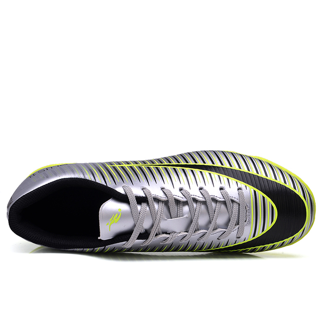Outdoor Leather Football Trainers