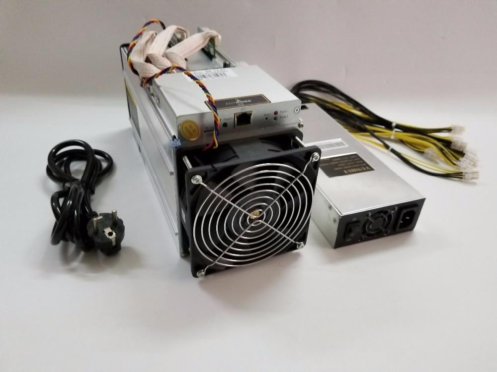 Utilizzato BITMAIN Antminer S9 14TH Con Alimentazione Bitcoin Minatore Asic BTC BCH Minatore Meglio di WhatsMiner M3 S9 13.5 t Ebit E9 T9 +