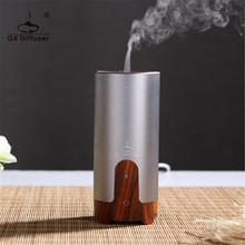 GX Diffuser Dry Protect Mist Maker USB Aroma Diffuser Oil Humidifier LED Aromatherapy Essential Oil Car