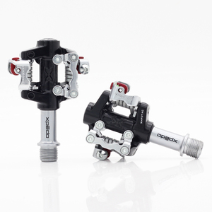 Image 1 - Wellgo Xpedo XMF07AC MTB Mountain Bike Pedal Clipless Pedals With Cleats SPD Compatible
