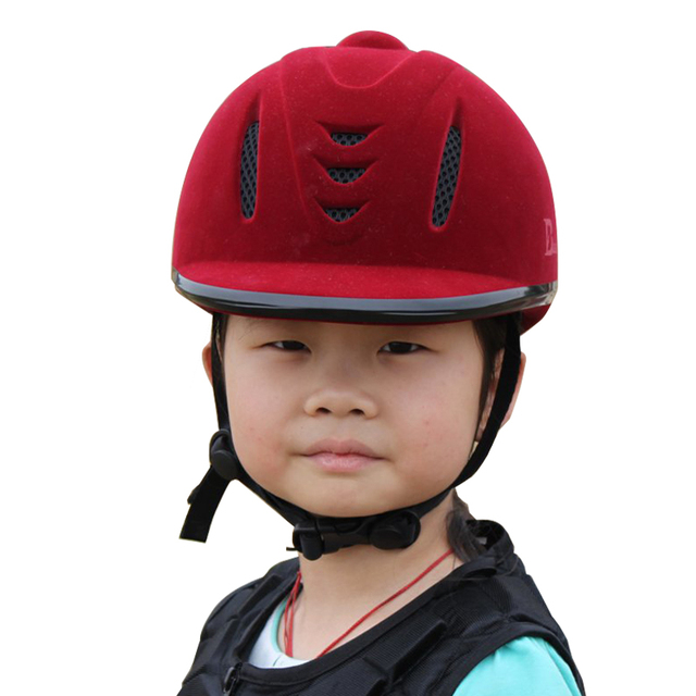 Child Women Men Horse Riding Helmet Portable Equestrian Helmet CE Certification Horse Rider Helmet 51-61 CM
