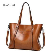 HUANILAI Womens Bag Leather Handbag Luxury Designer Bags Lady Shoulder High Quality  NI003