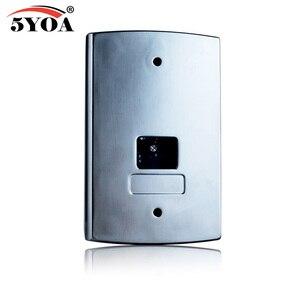 Image 3 - Wasserdicht Metall Rfid Access Control Keypad Mit 1000 Benutzer + 10 Schlüssel Anhänger Für RFID Tür Access Control System