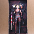 Crazy Toys 1/4 Scale Harley Quinn sexy Figure toy Suicide Squad Joker Batman Arkham City X Dutch ACT team PVC Harleen Model 45cm