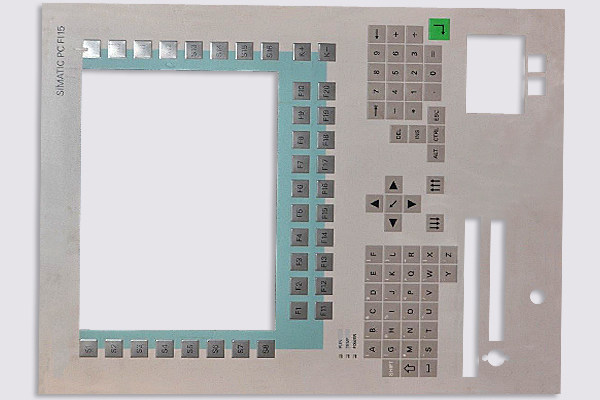 Membrane Keypad FOR FI15 6ES7646-1DC20-0GE0 MACHINE REPAIR, HAVE IN STOCK