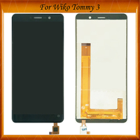 100% Working Well For Wiko Tommy 3 LCD Display and Touch Screen 5.45 inch Mobile Phone Accessories For Wiko Tommy3 LCD