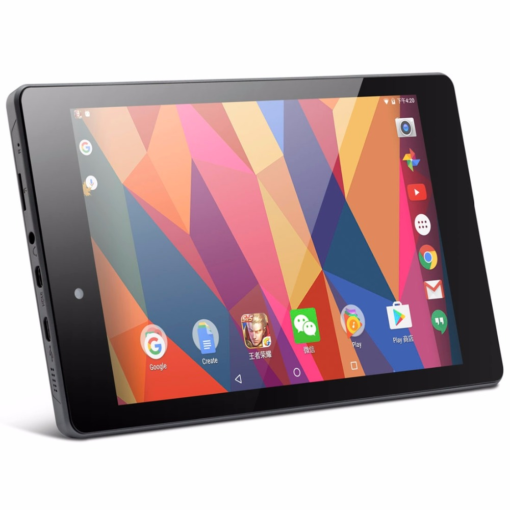 Pipo N8 8.0 pouce Android Tablet PC 2 GB RAM 16 GB ROM Android 7.0 MTK8163A Cortex A53 Quad Core Comprimés GPS 1920*1200 5.0MP