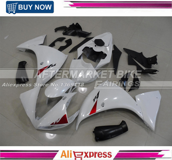 Aftermarket OEM Fitment 100% Virgin ABS Plastic Motorbike Bodywork For Yamaha YZF R1 2009 10 11 Fairing Cowlings NEW