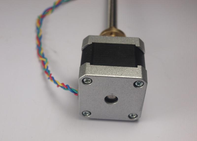 ultimaker 2 Z-Motor with Trapezoidal Lead srew for DIY ultimaker 2 3D printerultimaker 2 Z-Motor with Trapezoidal Lead srew for DIY ultimaker 2 3D printer