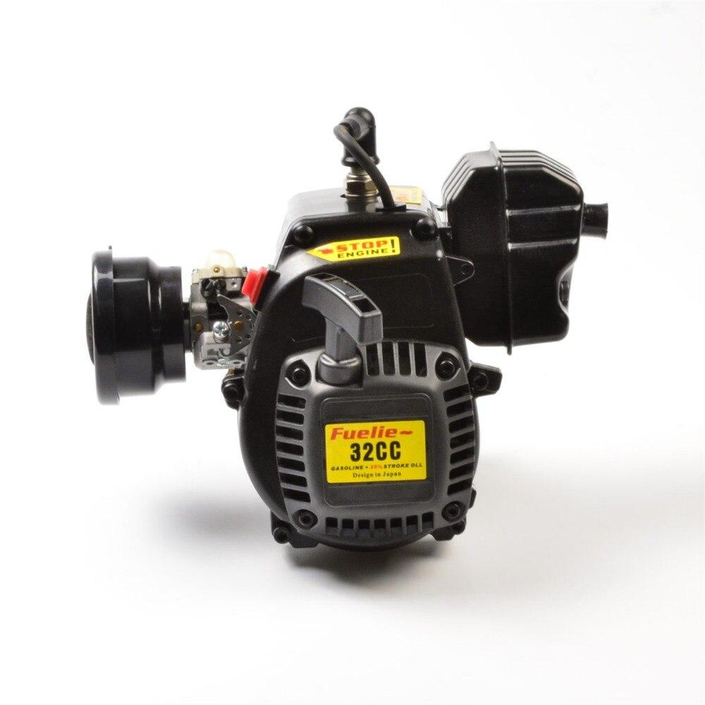 HSP RC voiture 32cc moteur pour Nitro gaz voiture de course NO.1E37F32CC