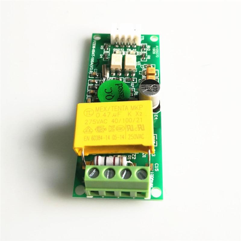 """""""PZEM004T"""" nauja versija AC 80–260 V 100A TTL prievado - Matavimo prietaisai - Nuotrauka 3"""