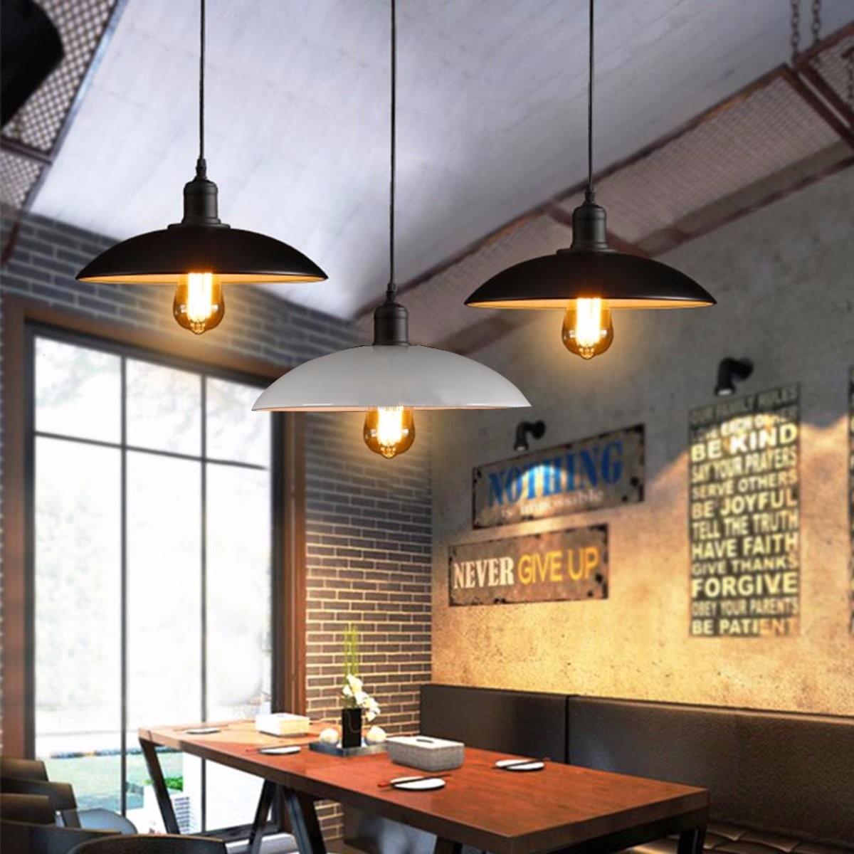 e27 loft estilo industrial retro restaurante bar 01