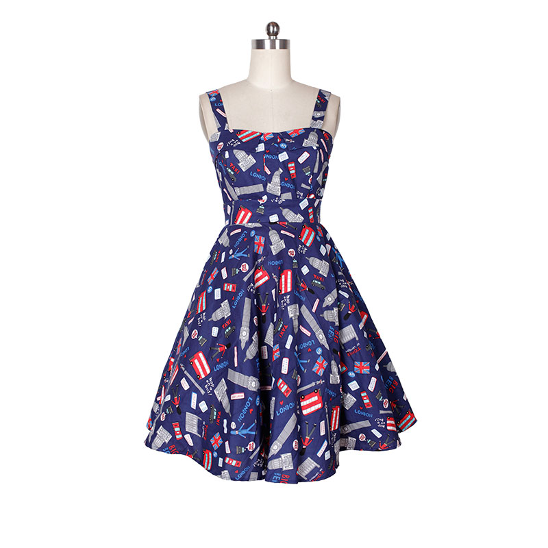 Online Get Cheap 50s Inspired Dresses -Aliexpress.com | Alibaba Group