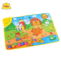 New Baby Gym Carpet Education Toys Music Mat Touch Play Mat Russian Baby Mat alfombras infantilesYQ2993