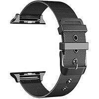 Apple için Watch Band Vaka 38mm 42mm Milan Döngü Ayarlanabilir Klasik Metal iwatch Stap İzle Erkekler için Kadınlar Serisi 3 2 1 Milan Bantları