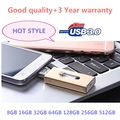 USB 3.0 i-Flashdrive Smart Mobile Micro Usb Pen Drive Молнии/OTG Usb Flash Drive Для iphone 5/5s/5c/6/6 плюс/7/ipad Pendrive