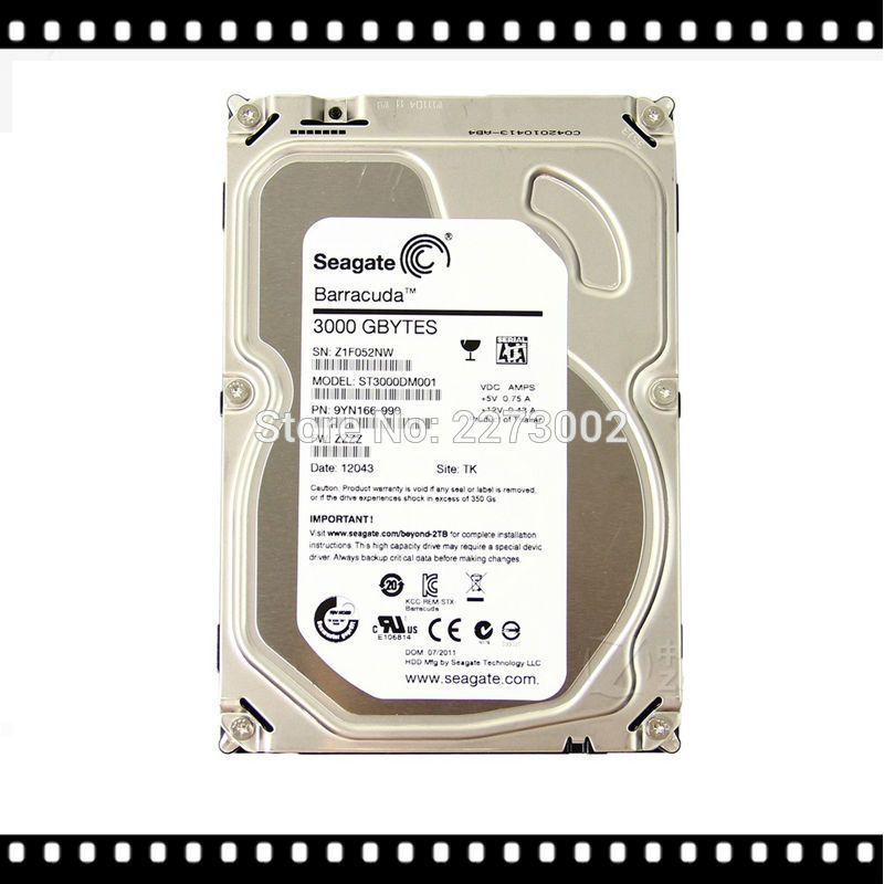 3.5 inch 1000G 1TB 2TB 3TB SATA CCTV Accessories Professional Surveillance Hard Disk drive internal HDD for DVR security system for lenovo ideapad g700 g710 g780 g770 17 3 inch laptop 2nd hdd 1tb 1 tb sata 3 second hard disk enclosure dvd optical drive bay