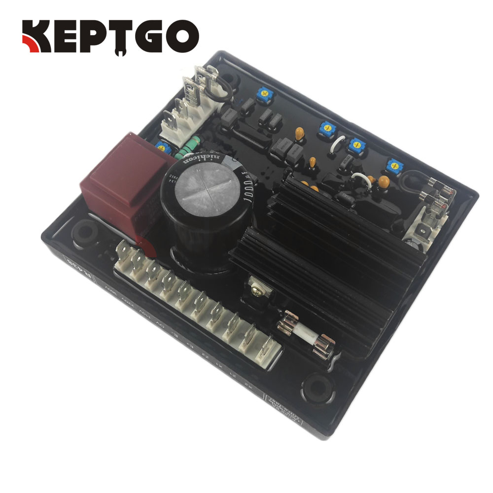 Automatic Voltage Regulator Module For Leroy Somer Genset Parts AVR R438 все цены