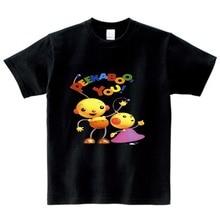 Kid's Cartoon Robot Print T-shirts Boy and Girl Robot Transformation Anime Action Figure Tshirt children baby tee camiseta  NN cartoon figure print tee