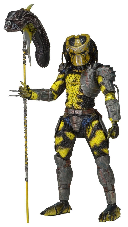 ФОТО NECA Predators Series 11 - Wasp Predator - Scale Action Figure, 7