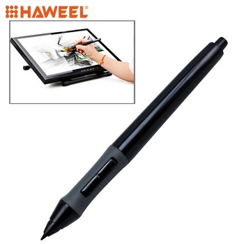HAWEEL Huion PEN-68 Professional Wireless Graphic Drawing Replacement Electromagnetic Pen for Huion Graphic Drawing Tablet classical design huion h690 graphic drawing tablet w pen upgraded version of huion h610 anti fouling glove wool felt liner bag