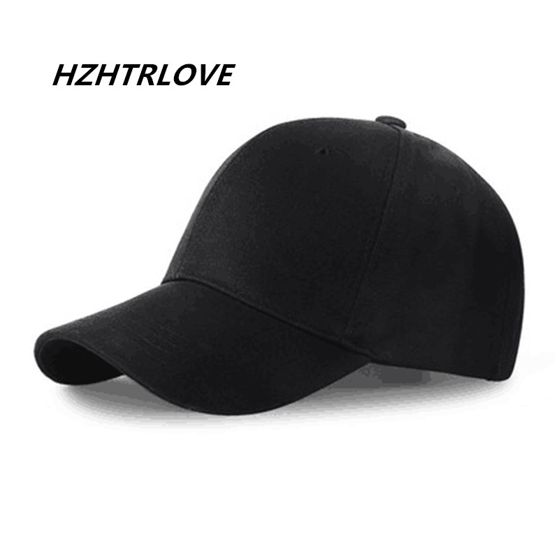 High Quality Cotton Solid Color Baseball Cap Men Women Cotton Cap Casual Snapbcak Hats Adjustable Outdoor Sun Dad Hip Hop Hat baseball cap men s adjustable cap casual leisure hats solid color fashion snapback autumn winter hat