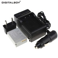 NB 10L 2014 Hot Sale 1pcs Battery Charger NB 10L NB10L Rechargeable Camera Battery For Canon